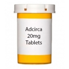 Adcirca 20mg Tablets