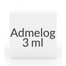 Admelog 100U/ml Insulin- 3ml Vial
