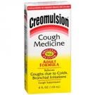 Creomulsion Cough Medicine Adult Formula- 4oz