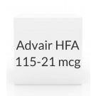 Advair HFA 115-21 mcg Inhaler (120 Dose -12g)
