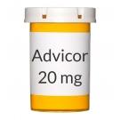 Advicor 1000-20mg Tablets