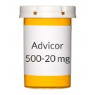 Advicor 500-20mg Tablets****PRODUCT BEING DISCONTINUED***