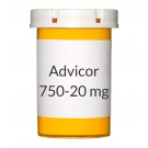 Advicor 750-20mg Tablets