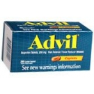Advil Caplet - 200ct
