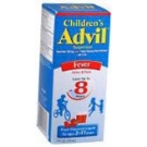 Advil Childrens Suspension Fruit Flavored 4 oz