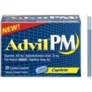 Advil PM Caplet 20ct