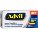 Advil Film-Coated Ibuprofen Sodium Caplets - 80ct