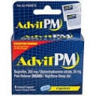 Advil PM Caplets- 4ct