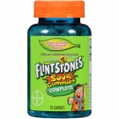 Flintstones Sour Gummies Complete 70ct