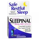 Sleepinal Sleep-Aid Capsules - 32ct