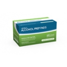 Aimsco Sterile Alcohol Prep Pads - 100 Pads