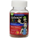 Airborne Immune Support Supplement Gummies with Vitamin C for Kids- 42ct