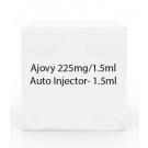Ajovy 225mg/1.5ml Auto Injector- 1.5ml
