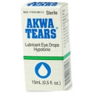 Akwa Tears Opthalmic Solution 15ml