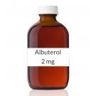 Albuterol 2mg/5ml Syrup - 16oz Bottle (473 ml)