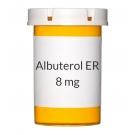 Albuterol ER 8mg Tablets