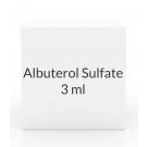 Albuterol Sulfate 0.083% Inhalation Solution (25 x 3 ml Vial Box)