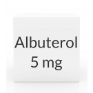Albuterol 5mg/ml Inhalation Solution (20ml Bottle)