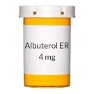 Albuterol ER 4mg Tablets
