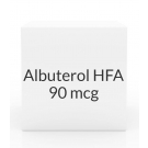 Albuterol HFA 90mcg Inhaler (Generic ProAir)  - 200 doses 8.5G