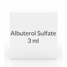 Albuterol Sulfate 0.083% Inhalation Solution (30 x 3 ml Vial Box)