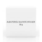 Albuterol HFA 90mcg Inhaler  200 doses (Generic Ventolin) - 18g
