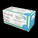 Pharmacist's Choice Sterile Alcohol Prep Pads, 100 Pads