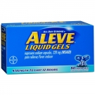 Aleve Pain Reliever/Fever Reducer Liquid Gels - 80ct