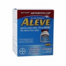 Aleve Pain Reliever/Fever Reducer Gelcaps  - 40ct