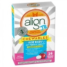 Align Jr. Cherry Smoothie Digestive Support Chewable Tablets - 24ct