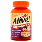 Nature's Way Alive! Multivitamin for Children Dietary Supplement Gummies - 60ct