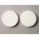 Alka-Seltzer Effervescent Tablets- 2ct
