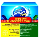 Alka-Seltzer Plus Severe Sinus Day & Night Liquid Gels- 20ct