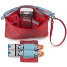 AllerMates Grab-and-Go Medicine Bag - Red***PRODUCT DISCONTINUED***8/21/14
