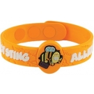 AllerMates Insect Sting Allergy Alert Wristband -