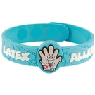 AllerMates Latex Allergy Alert Wristband -
