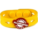 AllerMates Multi-Allergy Alert Wristband (No Charms)