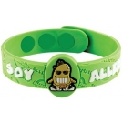 AllerMates Soy Allergy Alert Wristband -