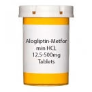 Alogliptin-Metformin HCL 12.5-500mg Tablets