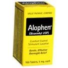 Alophen Tablets - 100