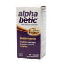 Alpha Betic Multi Vitamins for Diabetic Health- 30ct