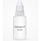 Alphagan P 0.15% Ophthalmic Solution - 15 ml Bottle