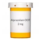 Alprazolam ODT 2mg Tablets