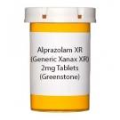 Alprazolam XR (Generic Xanax XR) 2mg Tablets (Greenstone)