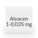 Alyacen 1-0.035mg Tablets- 28 Tablet Pack