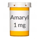 Amaryl (Glimepiride) 1mg Tablets