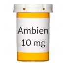 Ambien (Zolpidem Tartrate) 10mg Tablets