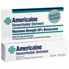 Americaine Hemorrhoidal Ointment  - 1 oz
