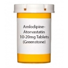 Amlodipine-Atorvastatin 10-20mg Tablets- 30ct Bottle (Greenstone)