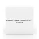 Amlodipine-Olmesartan Medoxomil-HCTZ 5-40-25mg Tablets